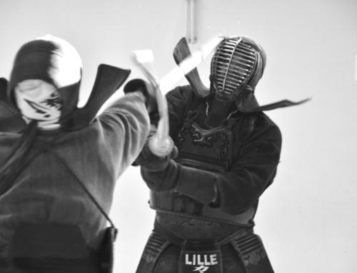 Pratiquer le kendo