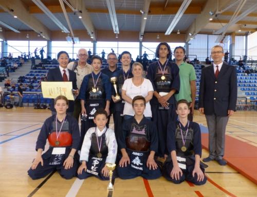 Championnats de France Jeunes Orléans