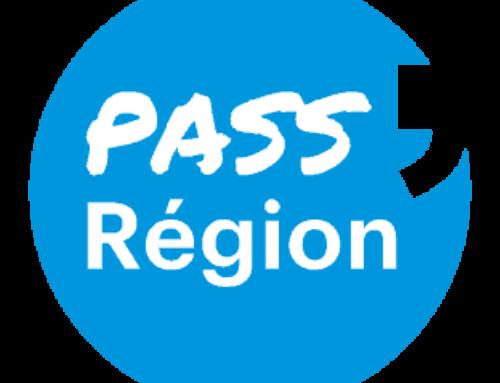 Pass Région Auvergne Rhône Alpes